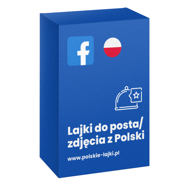 kup polskie lajki fb