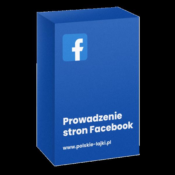 prowadzenie strony na Facebooku