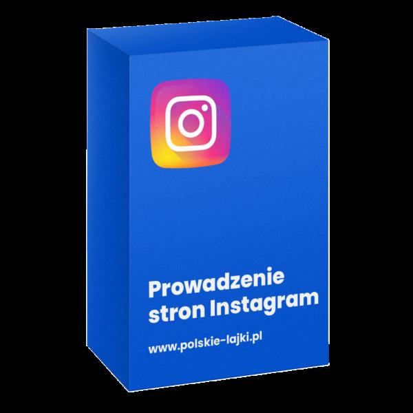 prowadzenie strony na Instagramie